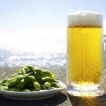 【酵素な豆知識】枝豆とビールが 女性のカラダに嬉しい効果!えっ?ビールも?